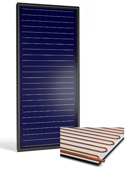 Flachkollektor Sonnenkollektor STI FKF 270V Al/Cu (2,85 m²)