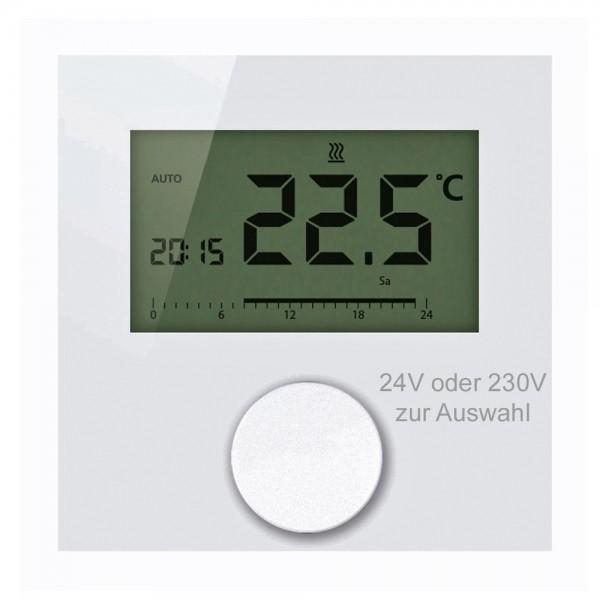 Alpha direct Digital 24V / 230V Raumtemperaturregler Raumthermostat Display