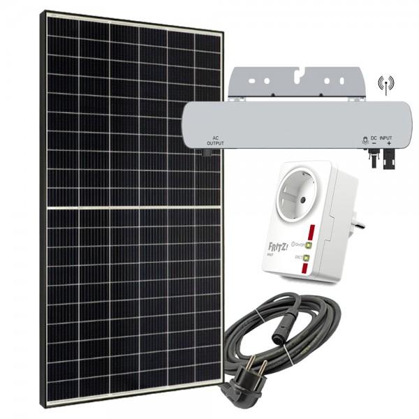 335W PV Balkonkraftwerk Hausanlage Solaranlage Komplett Set inkl. Wechelrichter