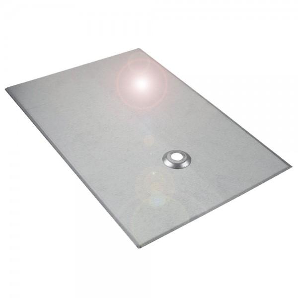 Unterlegplatte Typ Schiefer Verzinkt Metalldachplatte