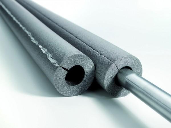 NMC PE-Rohrisolierung Isolierschlauch selbstklebend - 15x13mm - 2 Meter