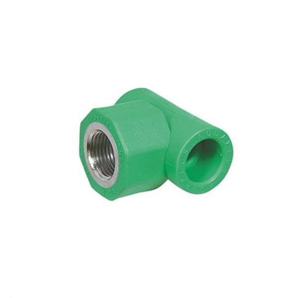 Aqua-Plus - PPR Rohr T-Stück IG Kunststoff Schweißsysteme 20-32 mm