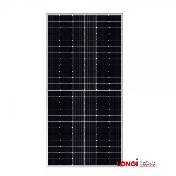PV Solarmodul Monokristallin 445Wp Halbzellen Modul Longi LR4
