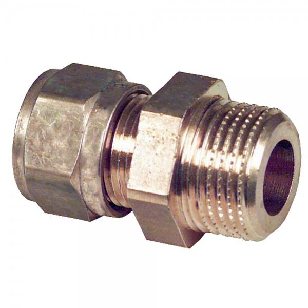 Klemmringverschraubung AG 10 mm bis 28 mm Klemmring Klemmfitting
