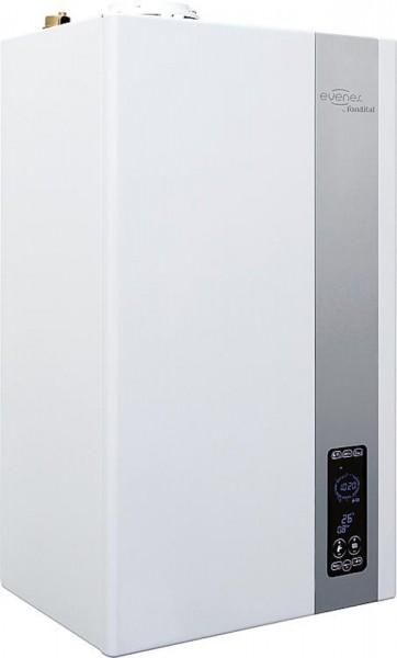 Gas-Brennwertgerät KR-32 Gastherme 4,4-32,3KW Touchscreen-Oberfläche