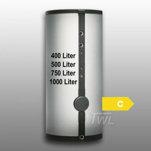 Edelstahl Pufferspeicher EEK-C Brauchwasser-Speicher Trinkwasserspeicher