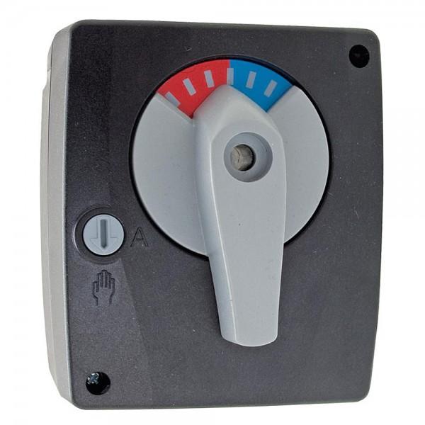 Stellmotor Easyflow 3-Punkt 230V AC mit Anbausatz Mischermotor