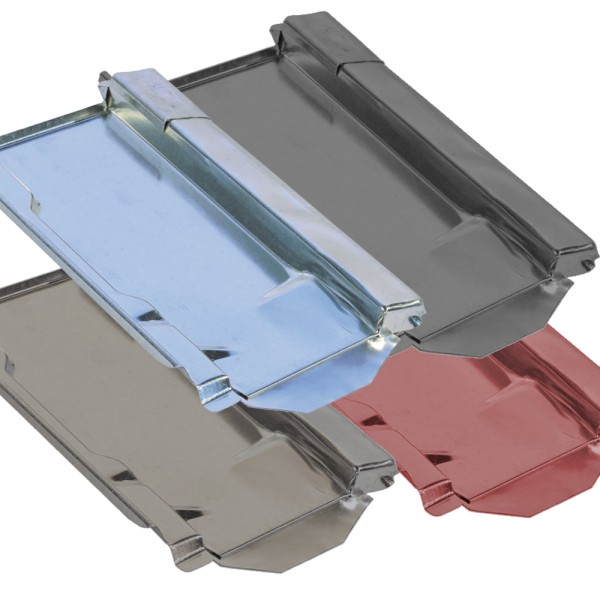 Unterlegplatte Typ Ton 260 verschiedene Farben Metalldachplatte