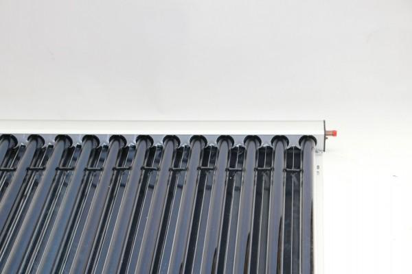 Eurotherm-Solar CPC Vakuumröhrenkollektor 20R (4,28 qm)