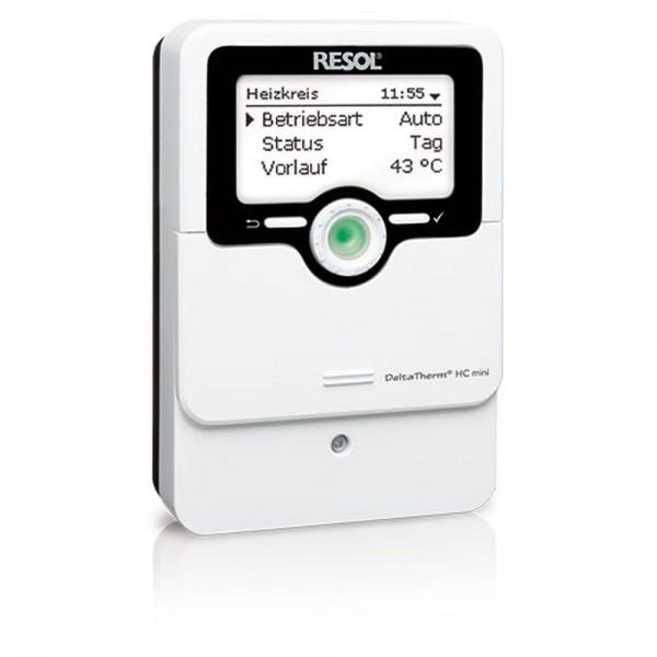 Heizungsregler Resol DeltaTherm HC mini (ohne Fühler)