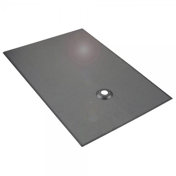 Unterlegplatten Typ Schiefer Schwarzgrau Metalldachplatte für Stockschraube