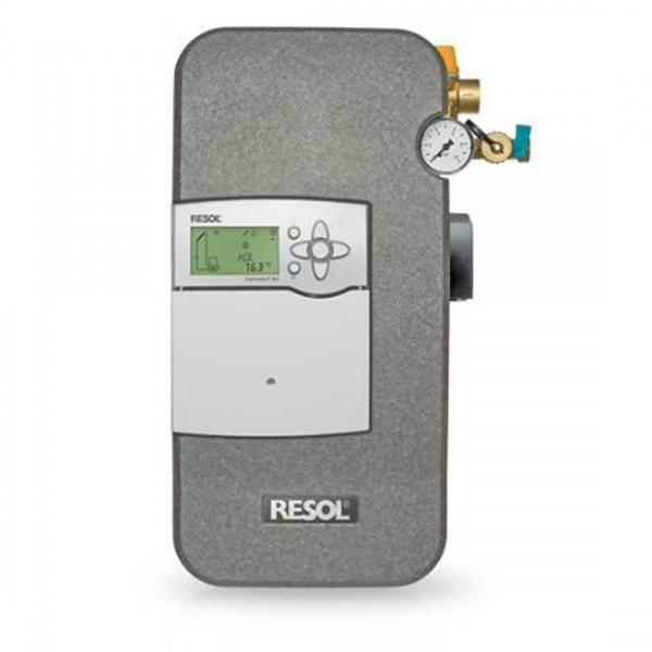 Resol Solarstation FlowSol B HE- DeltaSol SLT mit LAN-Schnittstelle