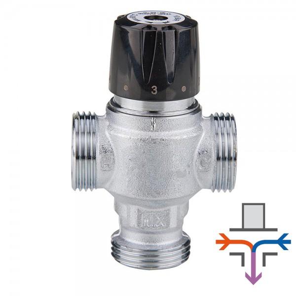 Thermomischer Easyflow AG Typ 796 Verbrühschutz-Mischer Wassermischer
