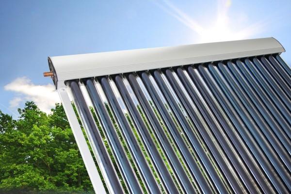 Vakuumröhrenkollektor Sonnenkollektor Eurotherm-Solar PRO - 20R (3,1 m²)