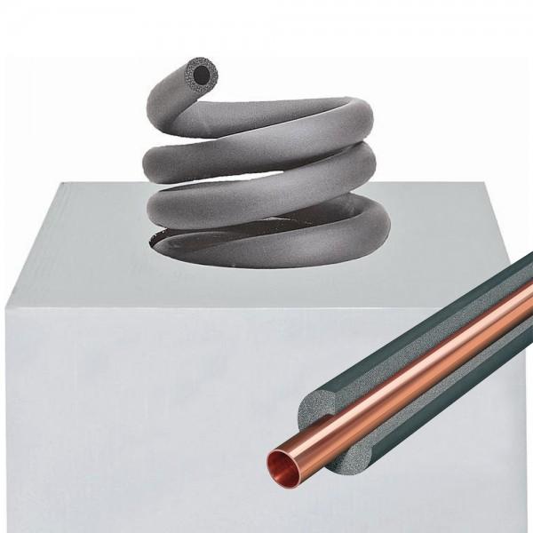 Endlos Hochtemperatur Isolierschlauch 19mm EPDM Solarisolierung