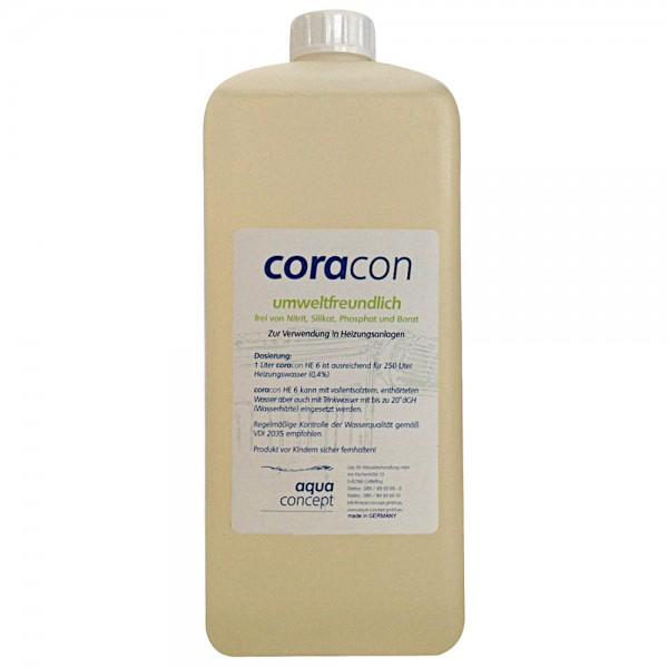 Coracon HE 6 Korrosionsschutz Konzentrat Heizungsschutz Korrosionsinhibitor HE6