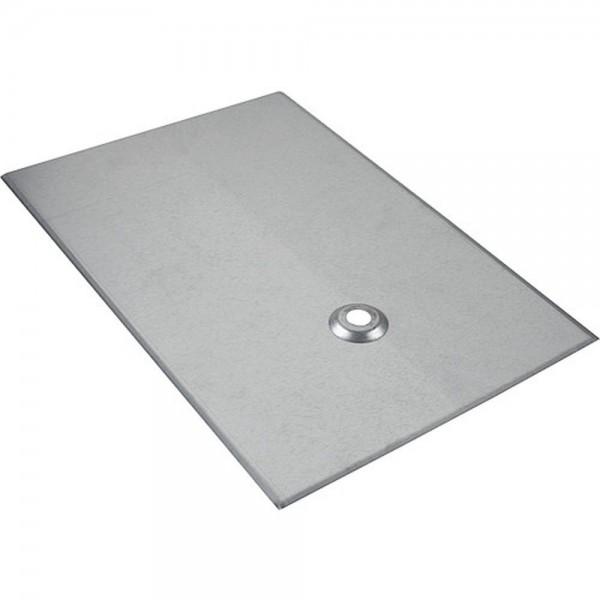 Unterlegplatten Typ Schiefer Edelstahl Metalldachplatte für Stockschraube