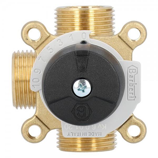 Drei-Wege-Mischer Easyflow AG Mischventil Umschaltventil DN20 DN25 DN32 DN40