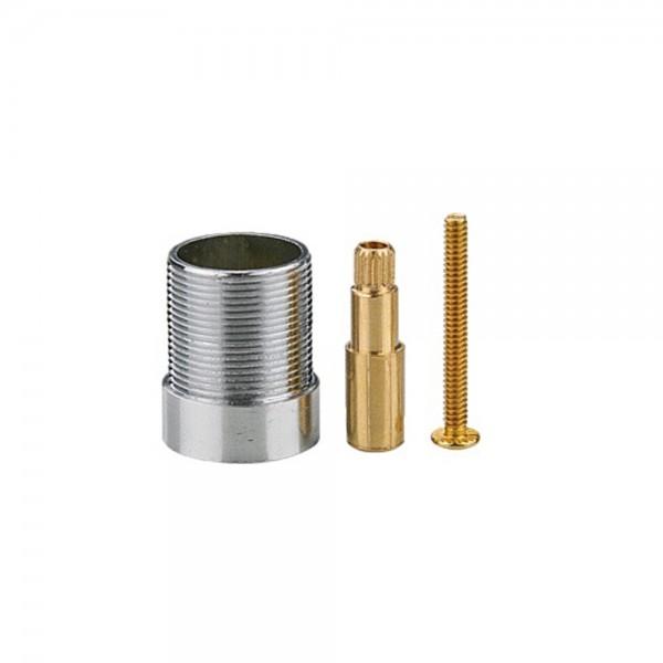 Aqua-Plus - PPR Rohr Spindelverlängerung für Absperrhahn d = 20 / 25 mm