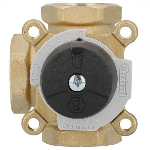 3-Wegemischer Easyflow MIX 460 Messing Mischventil Umschaltventil