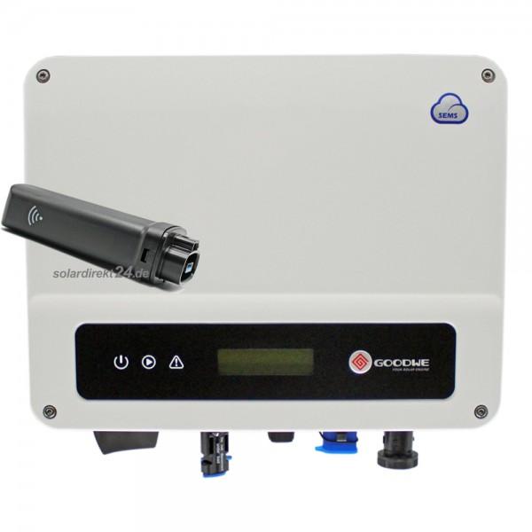 GoodWe Wechselrichter XS-Serie WLAN Solarwechelrichter Inverter 700 bis 3000 Watt