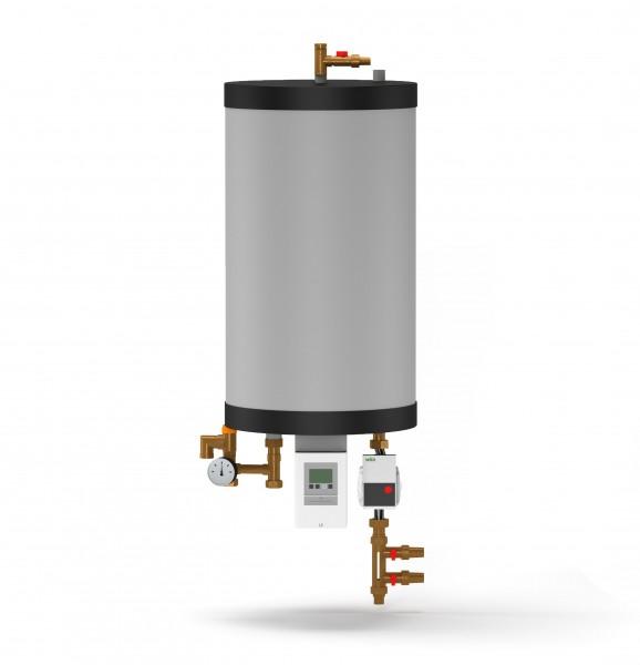 STI SolBox Drainbox Entleerungssystem mit SOREL MTDC V5 Steuerung