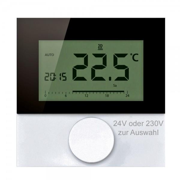 Alpha direct Digital Design 24V / 230V Raumtemperaturregler Raumthermostat