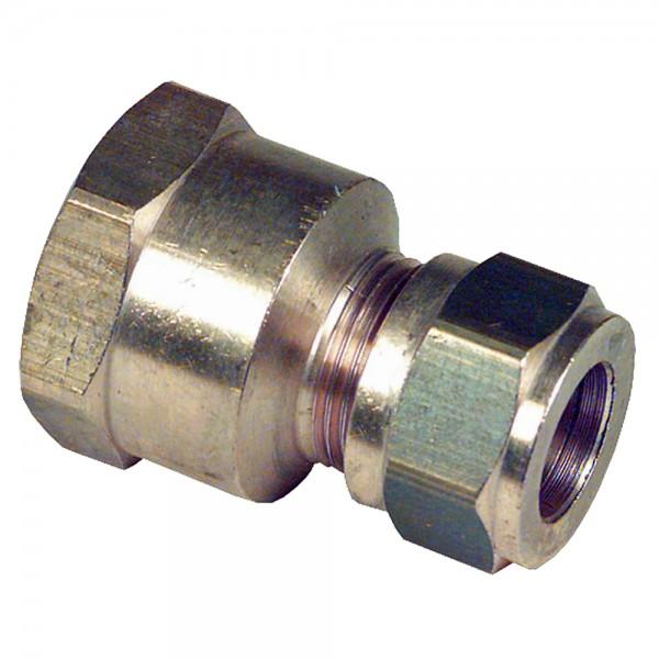Klemmringverschraubung IG 10 mm bis 28 mm Klemmring Klemmfitting
