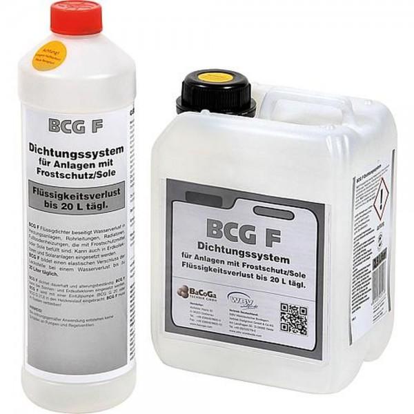 Flüssigdichtmittel Selbstdichtmittel BCG-F Flasche 1 Liter