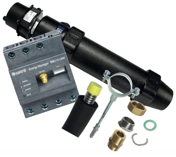 EffectHeater PV mit Anschluss-Set